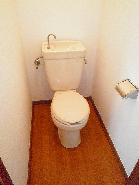原田ハイツトイレ