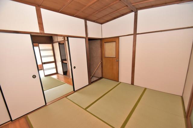 大蓮南2-15-9 貸家 この空間でゆったりとした和の心を感じてみませんか。