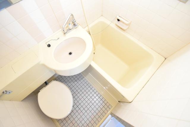 ロイヤルシャトー雅 シャワー1本で水回りが簡単に掃除できますね。