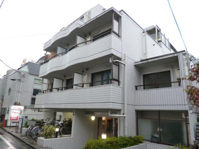 スカイコート新宿落合第4の外観画像