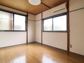 コーポつしま5棟 : 2階居室
