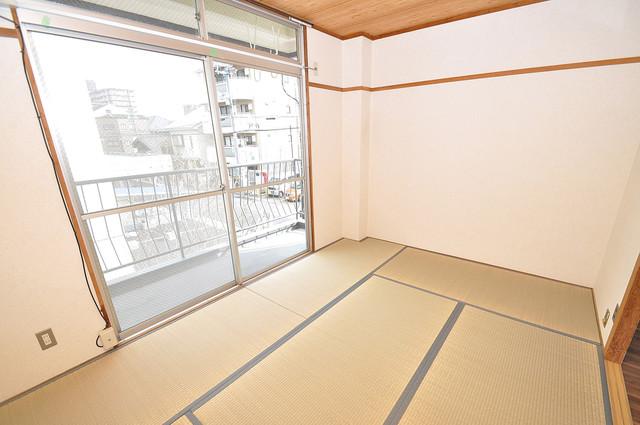 グリーンハイツ竜田 シンプルな単身さん向きのマンションです。
