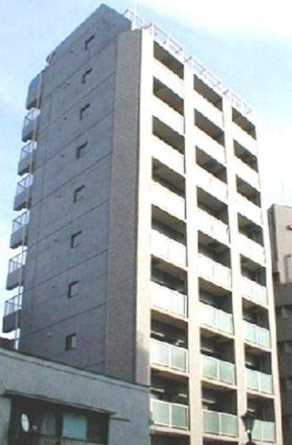 東急ドエル・グラフィオ広尾の外観画像
