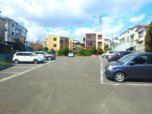 パワーズプラネット駐車場
