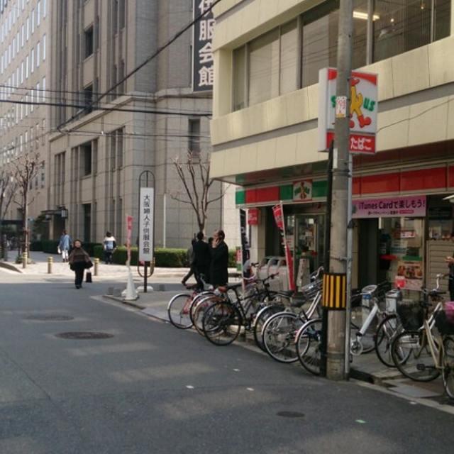 サンクス堺筋本町店