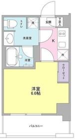 プラース千代田富士見1階Fの間取り画像