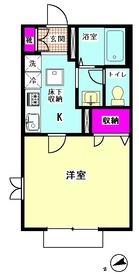 シェソワ山王 101号室