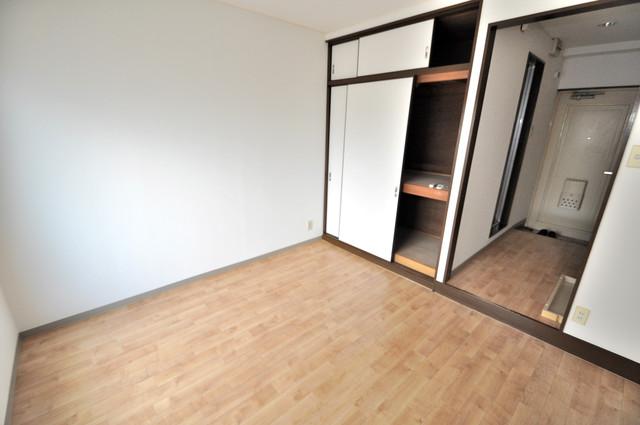 レスポワール シンプルな1Rマンションです。