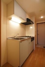 アレイ多摩川 301号室