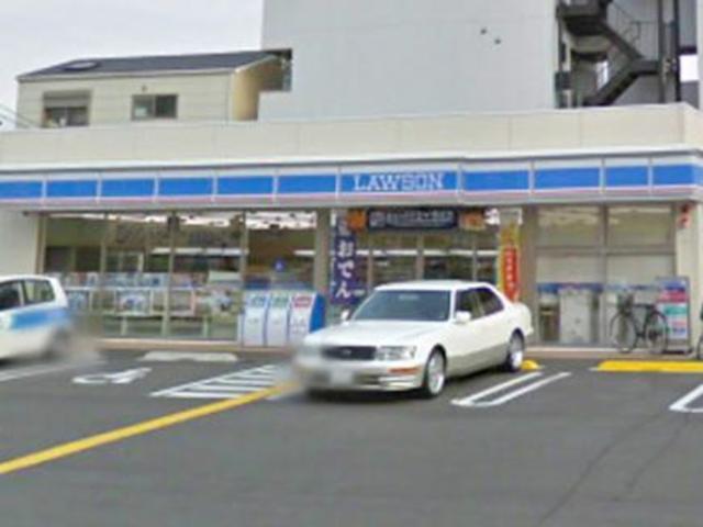 ローソン遠里小野店
