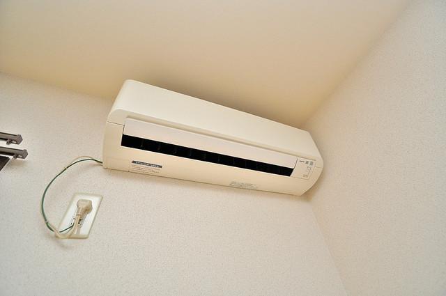 フジパレス フォンターナⅡ番館 うれしいエアコン標準装備。快適な生活が送れそうです。