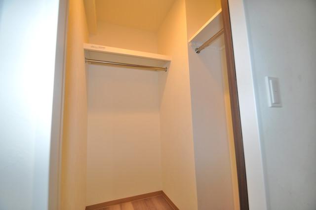 グランマーレ小路駅前 人気のWICです。広々とお部屋が使えますね。