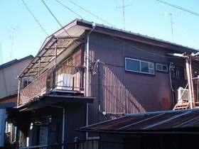 塚田アパートの外観画像