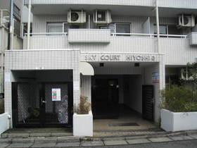 スカイコート日吉3エントランス