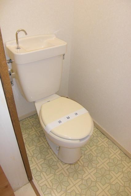ベルゾーネ益浦トイレ