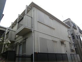 坂本A棟の外観画像