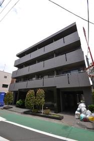 ルーブル武蔵小山弐番館の外観画像