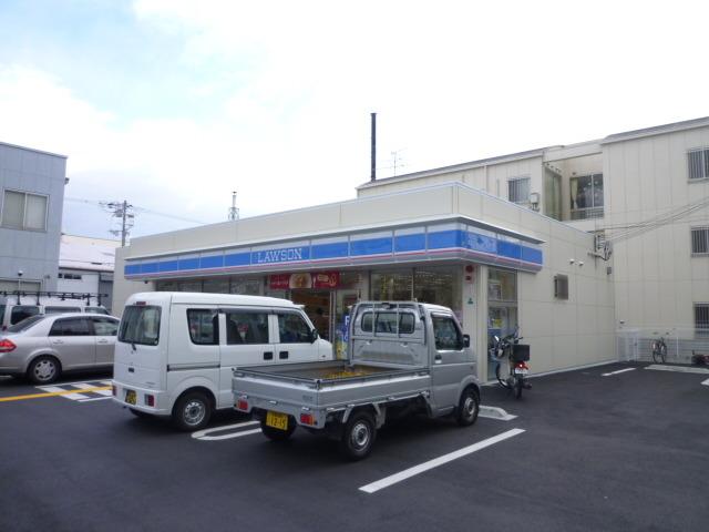 コボックス ローソン生野巽東三丁目店
