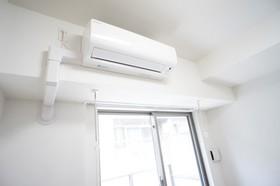 エアコン 室内物干し設備