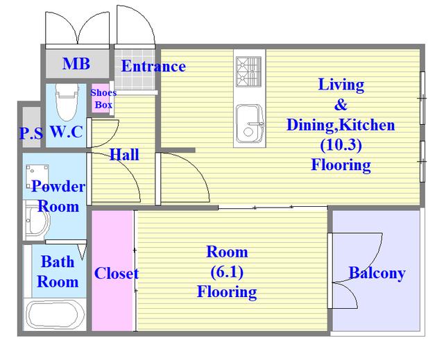 新築で使いやすいシステムキッチンと広い間取で素敵な設備が充実、どなたにもオススメですよ。