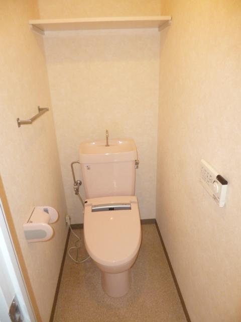 ステラ赤塚トイレ