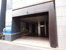 六本木駅 徒歩8分エントランス