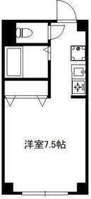 みのわアメージングマンション3階Fの間取り画像