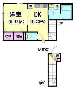 シャーウッドメゾン蒲田 201号室