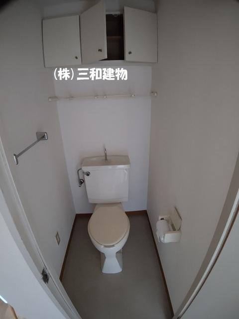 下赤塚駅 徒歩6分トイレ