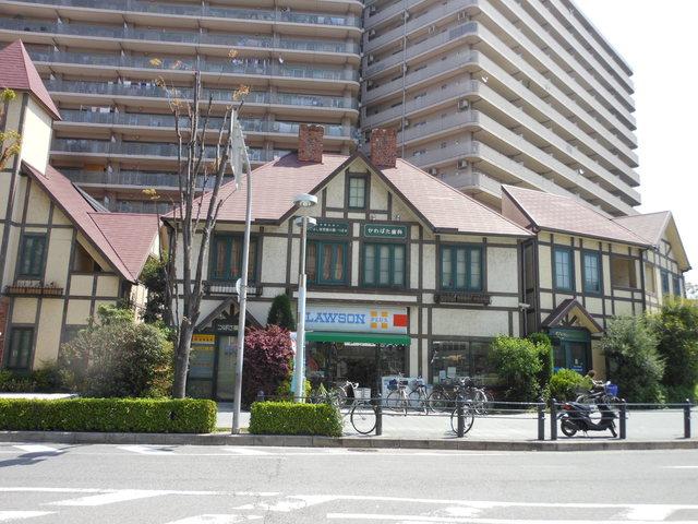 ローソン加島駅前店