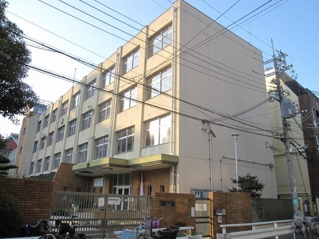 大阪市立上福島小学校