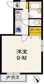 Heim M3-21階Fの間取り画像