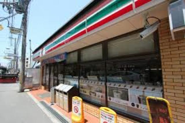 セブンイレブン大阪柏里3丁目店