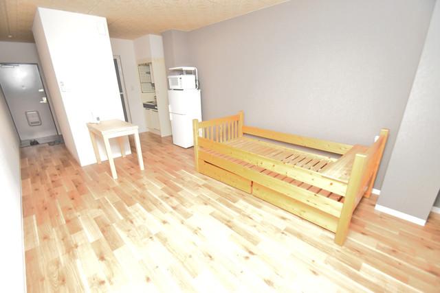 荻田第6ビル 明るいお部屋はゆったりとしていて、心地よい空間です