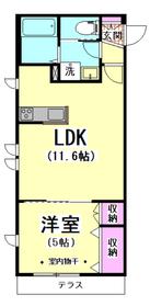 Comfort東矢口 102号室
