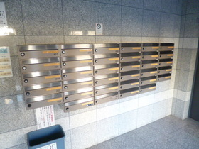 スカイコート高円寺第5エントランス