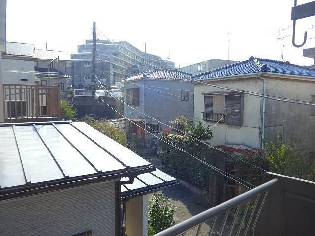 三ッ沢上町駅 徒歩13分景色