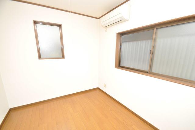 雅ハイツⅡ 朝には心地よい光が差し込む、このお部屋でお休みください。
