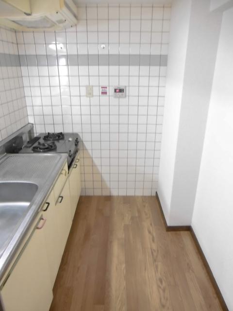 キッチン後ろのスペース