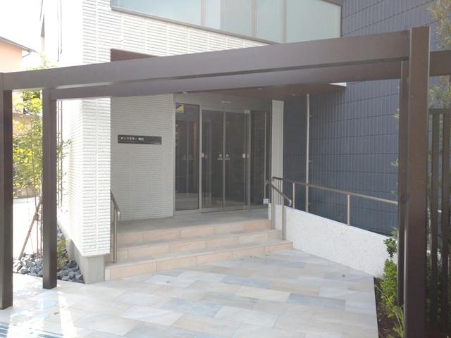 (シニア限定)サンフラワー狛江エントランス