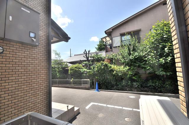 ソレジオ武村V S この見晴らしが日当たりのイイお部屋を作ってます。