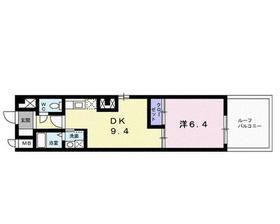 パールピアス2階Fの間取り画像