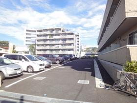 豊田駅 バス12分「大和田坂上」徒歩3分駐車場