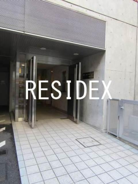 神田駅 徒歩3分エントランス