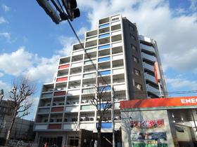 COURT BREEZE早稲田の外観画像