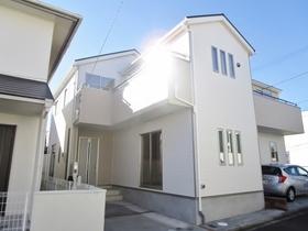 田名戸建の外観画像