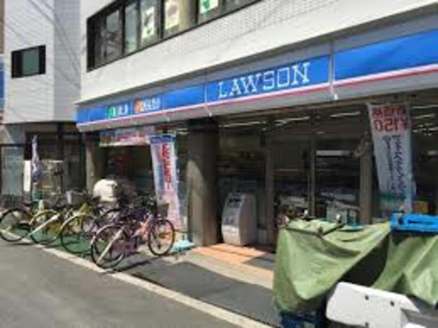 ラ・フォーレ久宝園 ローソン佐堂町3丁目店