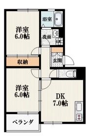 MH小平(南)2階Fの間取り画像