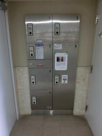 スカイコート日本橋人形町第3共用設備