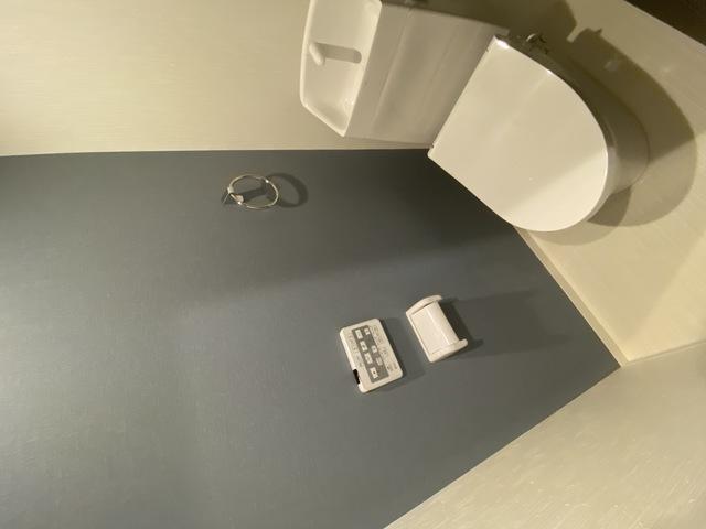 ステディ八戸の里 清潔感のある爽やかなトイレ。誰もがリラックスできる空間です。
